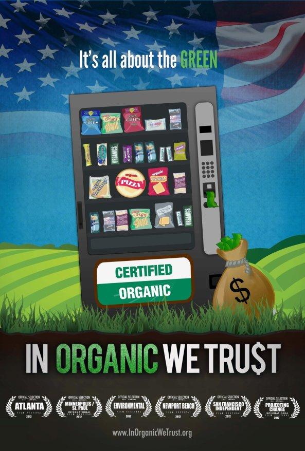 documentary: in organic we trust