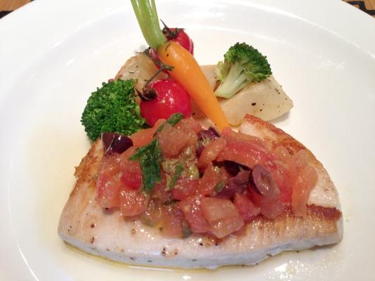 Baked Red Tuna Siciliana_RECIPE