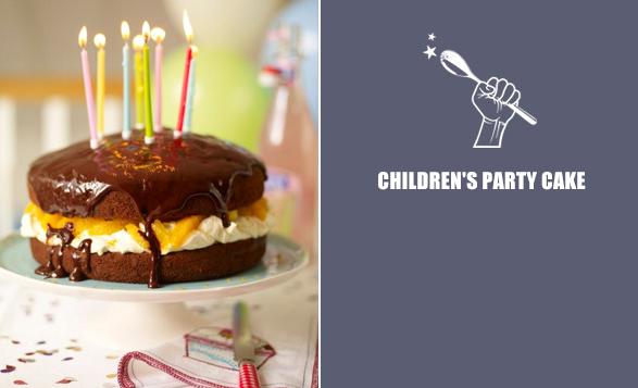 Children's-party-cake