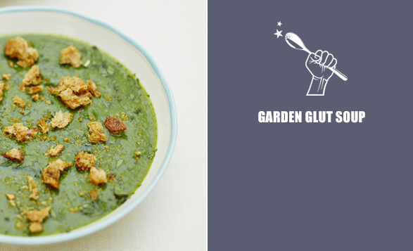Garden-glut-soup