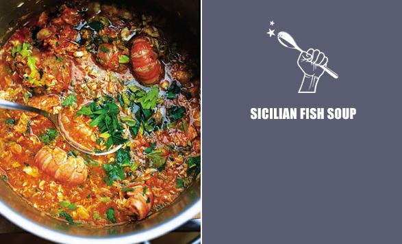 Sicilian-fish-soup