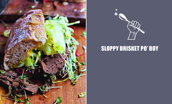 Sloppy-brisket-poboy