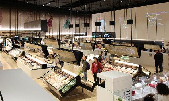 Milano Expo 2015 Future Food Market