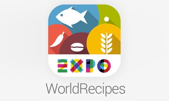 米蘭世博的世界食譜APP