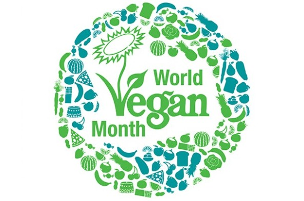 WORLD VEGAN MONTH IS GOOD FOR EVERYONE