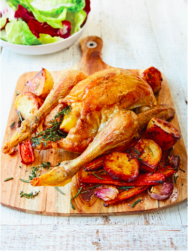 s_roasted chicken